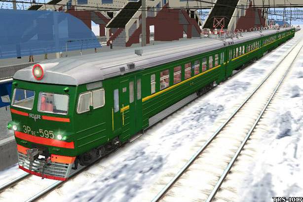 ЭР9Е-595 Приписан к ТЧ Краснодара, Северо-Кавказская ЖД.
