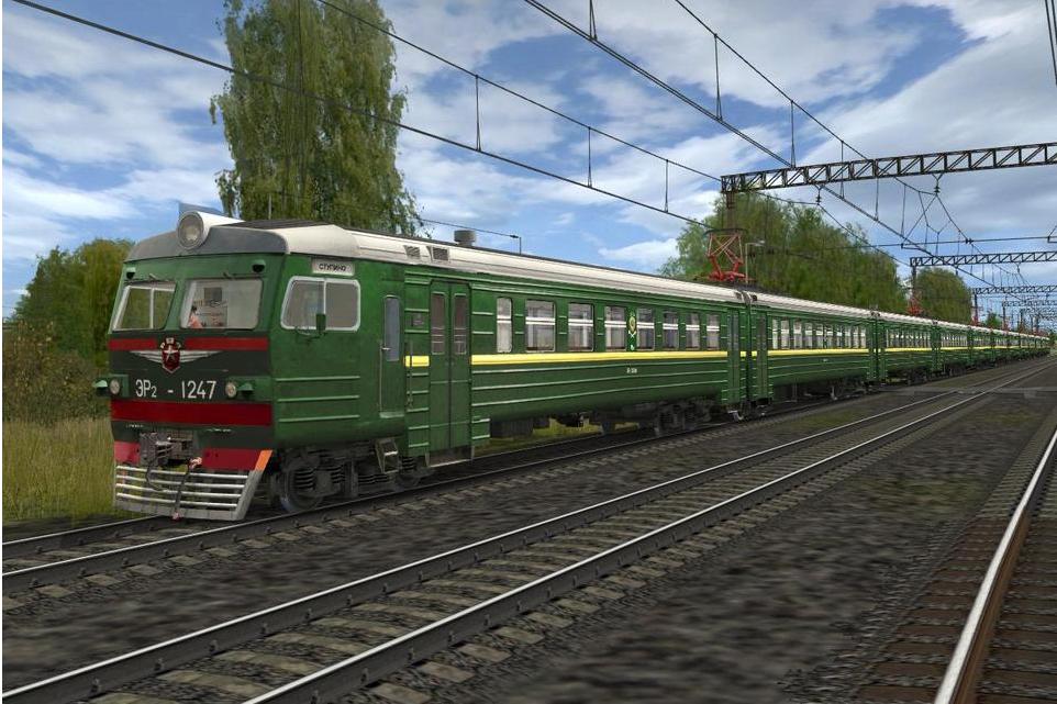 Дополнения для Trainz Simulator