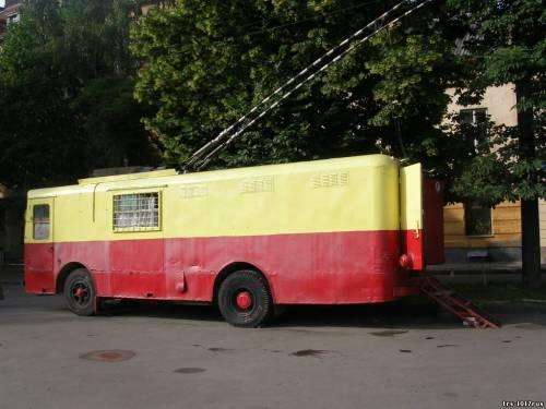 Орел - Городской транспорт - Транспортные фото - TRS-1017rus.
